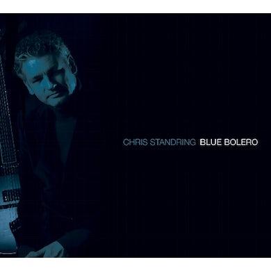 Chris Standring BLUE BOLERO CD