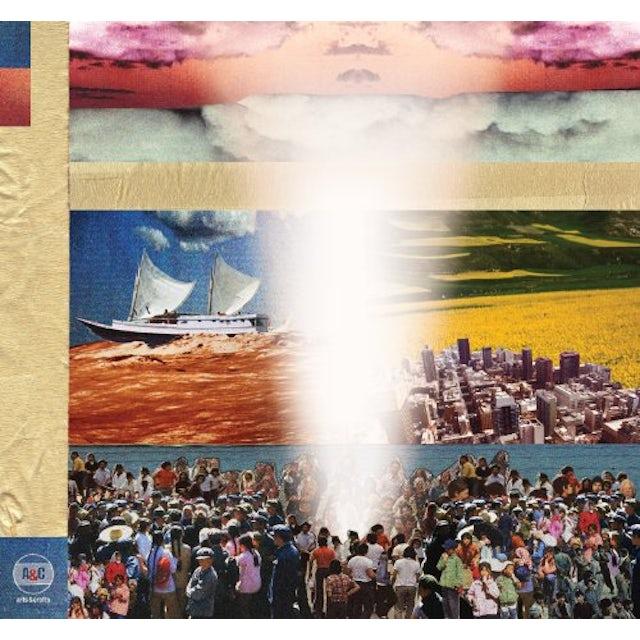 Broken Social Scene FORGIVENESS ROCK RECORD CD