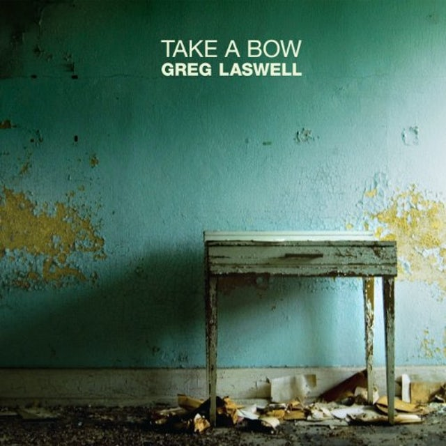 Greg Laswell TAKE A BOW Vinyl Record