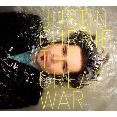 Justin Currie GREAT WAR CD