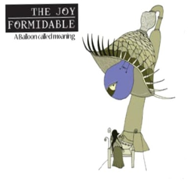 The Joy Formidable BALLOON CALLED MOANING CD