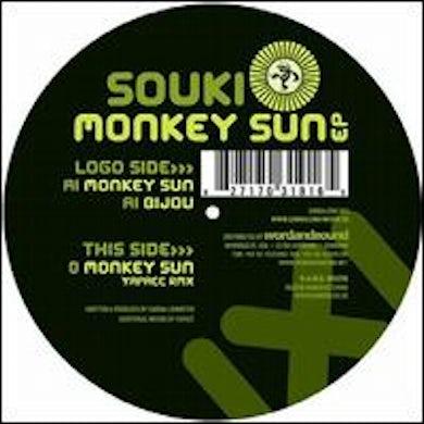 Souki MONKEY SUN Vinyl Record