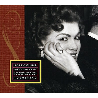 Patsy Cline SWEET DREAMS: HER COMPLETE DECCA MASTERS 1960-1963 CD