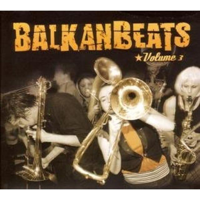 Balkanbeats 3 / Various Vinyl Record