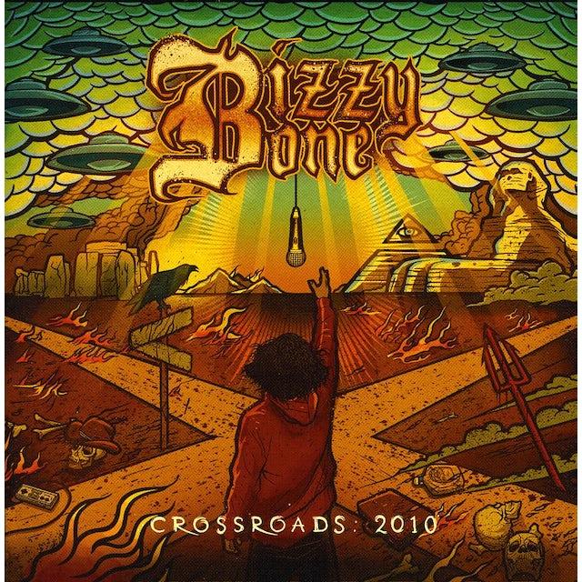 Bizzy Bone CROSSROADS 2010 CD