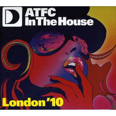 Atfc IN THE HOUSE: LONDON 10 CD