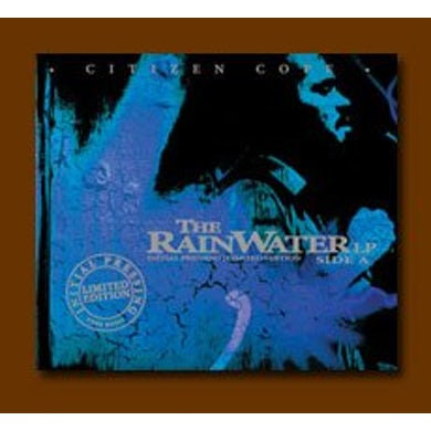 Citizen Cope RAINWATER LP: SIDE A CD