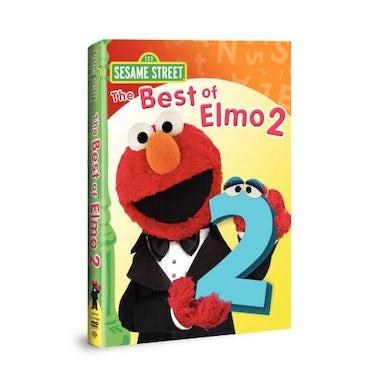Sesame Street BEST OF ELMO 2 DVD