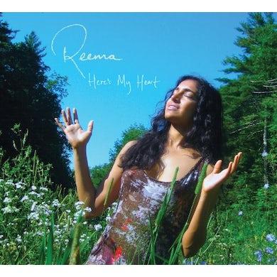 Reema Datta HERE'S MY HEART CD