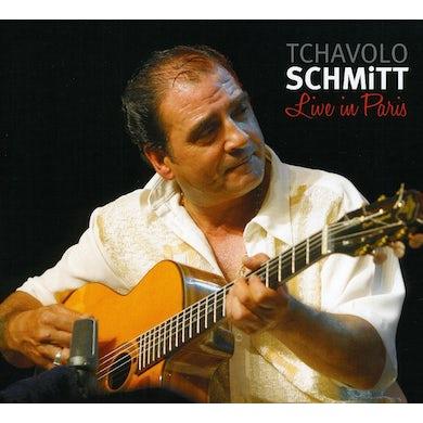 Tchavolo Schmitt LIVE IN PARIS CD