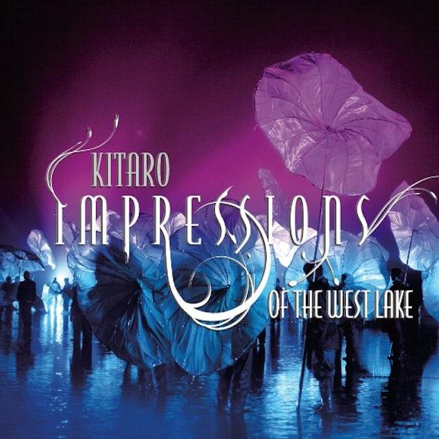 Kitaro IMPRESSIONS OF THE WEST LAKE Vinyl Record