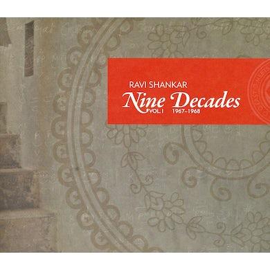 Ravi Shankar NINE DECADES 1 CD