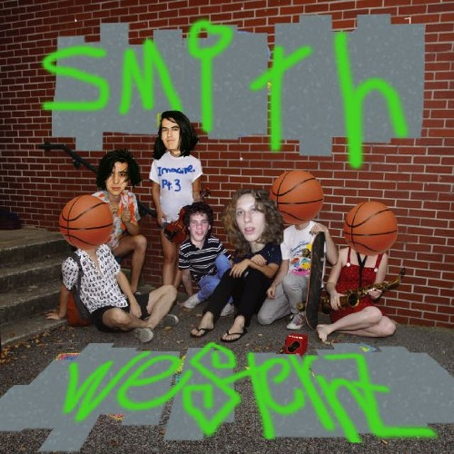 Smith Westerns / Magic Kids IMAGINE 3 / SUPERBALL Vinyl Record