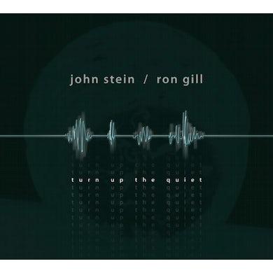 John Stein TURN UP THE QUIET CD