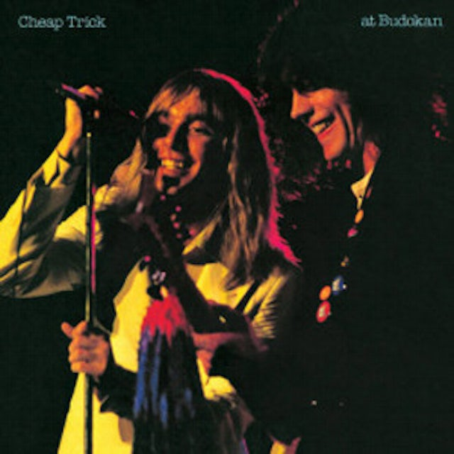 Cheap Trick AT BUDOKAN Vinyl Record