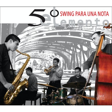 5th Element SWING PARA UNA NOTA (SWING FOR SINGLE NOTE) CD