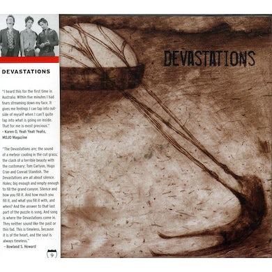 Devastations CD