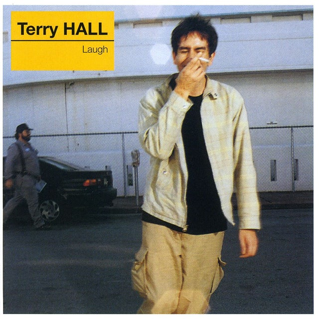 Terry Hall LAUGH CD