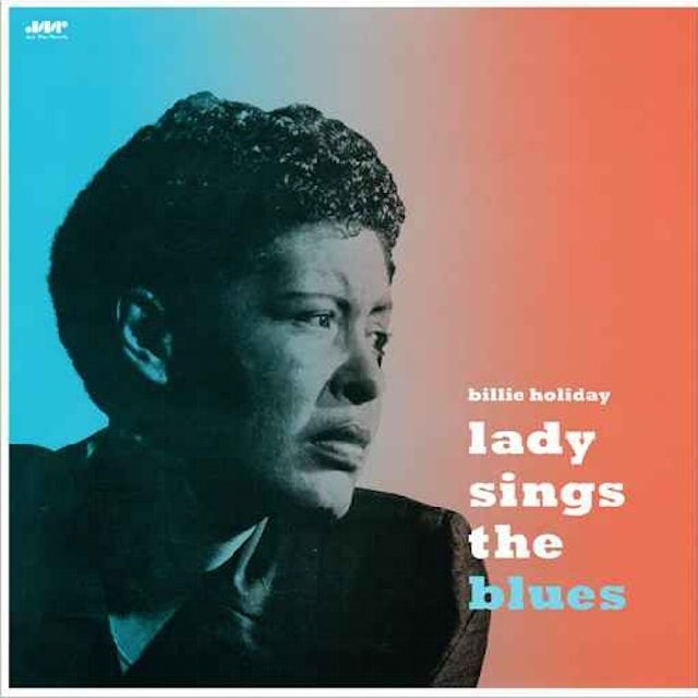 Bille Holiday LADY SINGS THE BLUES Vinyl Record