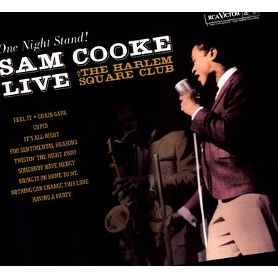 LIVE AT THE HARLEM SQUARE CLUB (180G) Vinyl Record
