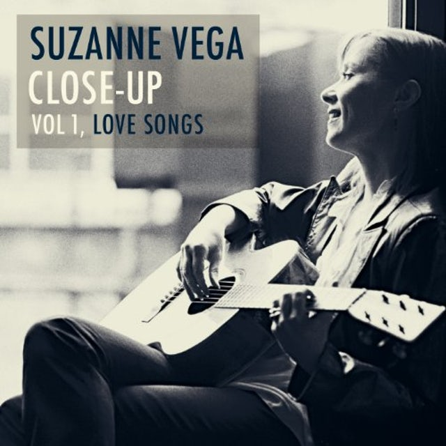 Suzanne Vega CLOSE-UP 1: LOVE SONGS CD
