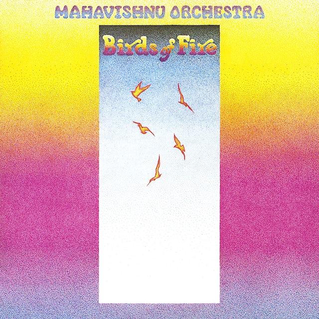 Mahavishnu Orchestra BIRDS OF FIRE Vinyl Record