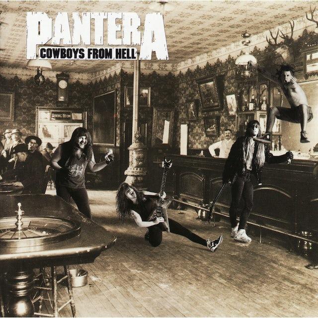 Pantera COWBOYS FROM HELL Vinyl Record
