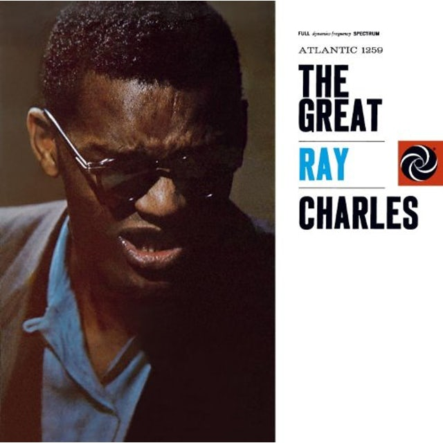 GREAT RAY CHARLES Vinyl Record - 180 Gram Pressing