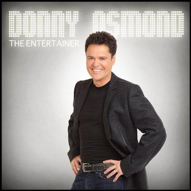 Donny Osmond ENTERTAINER CD
