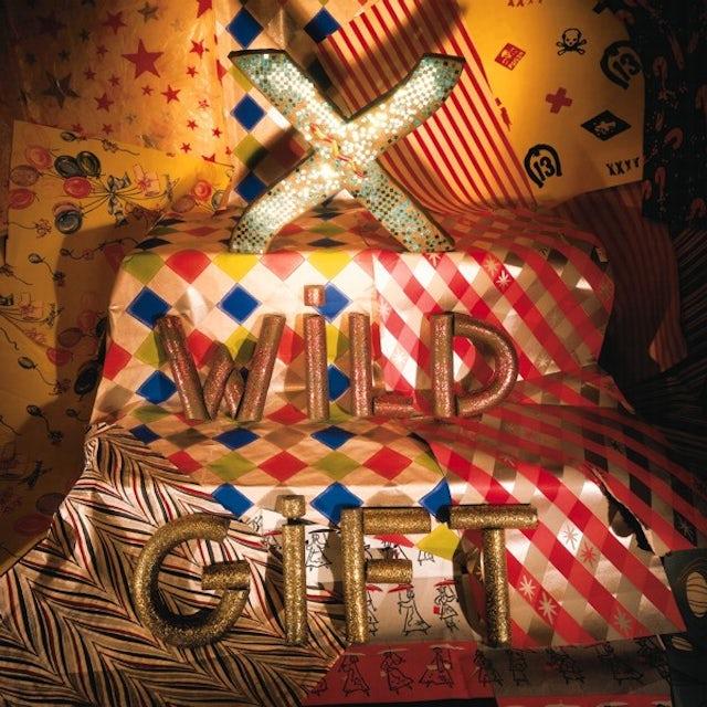 X WILD GIFT Vinyl Record - Limited Edition, 180 Gram Pressing