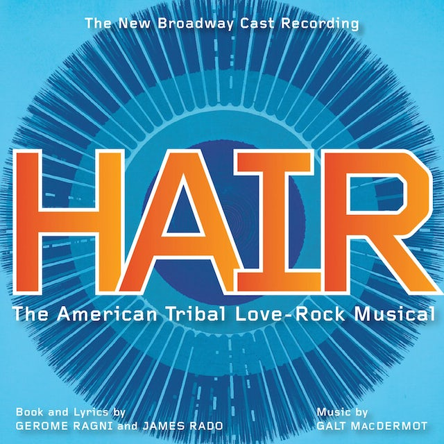 Hair (Original Cast Recording) Vinyl Record