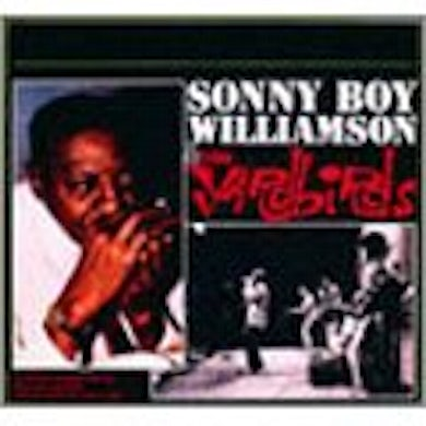 SONNY BOY WILLIAMSON & The Yardbirds CD