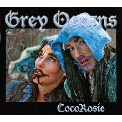 Cocorosie GREY OCEANS CD