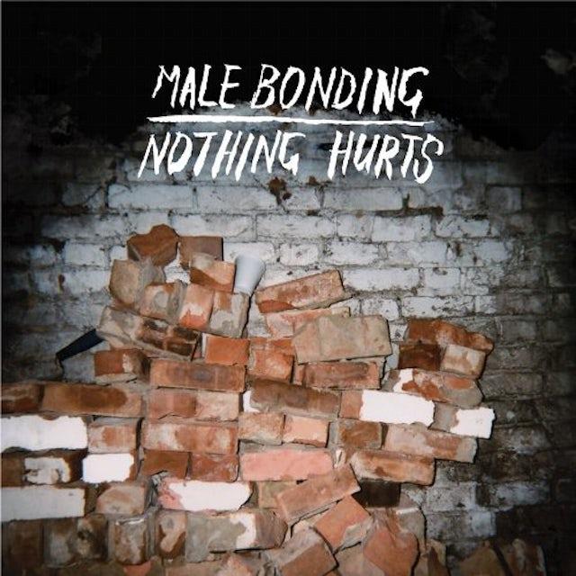 Male Bonding NOTHING HURTS Vinyl Record