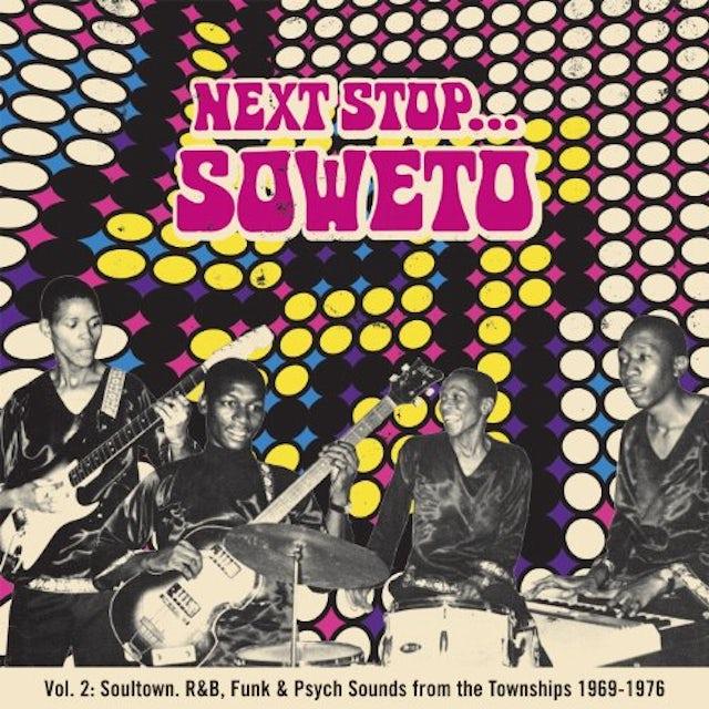 Next Stop Soweto 2 / Various CD