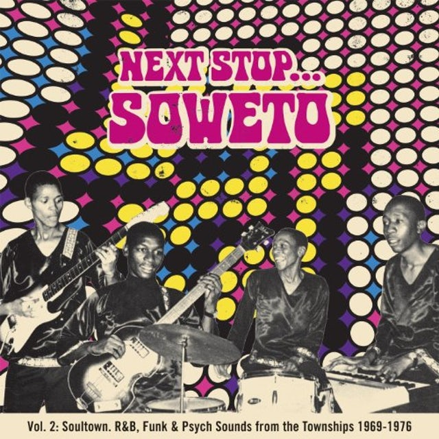 Next Stop Soweto 2 / Various Vinyl Record