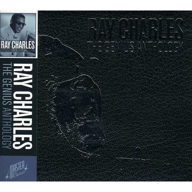 Ray Charles GENIUS ANTHOLOGY CD