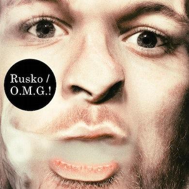 Rusko OMG CD