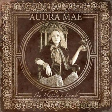 Audra Mae HAPPIEST LAMB Vinyl Record