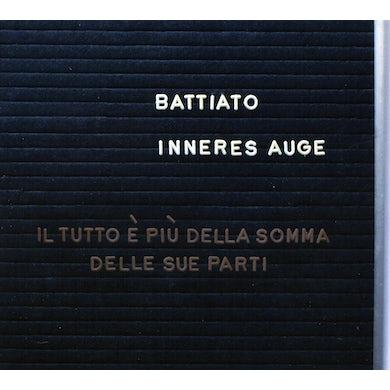 Franco Battiato INNERES AUGE CD