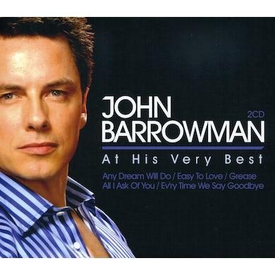 John Barrowman AT HIS VERY BEST CD