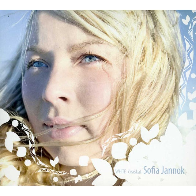 Sofia Jannok WHITE CD