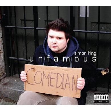 Simon King UNFAMOUS CD