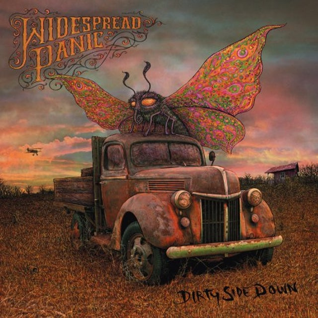 Widespread Panic DIRTY SIDE DOWN CD