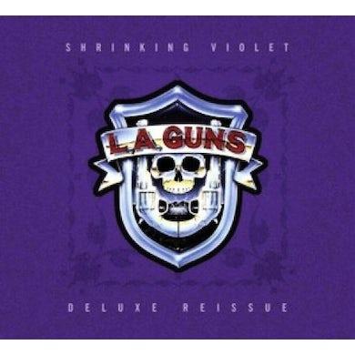 LA Guns SHRINKING VIOLET CD