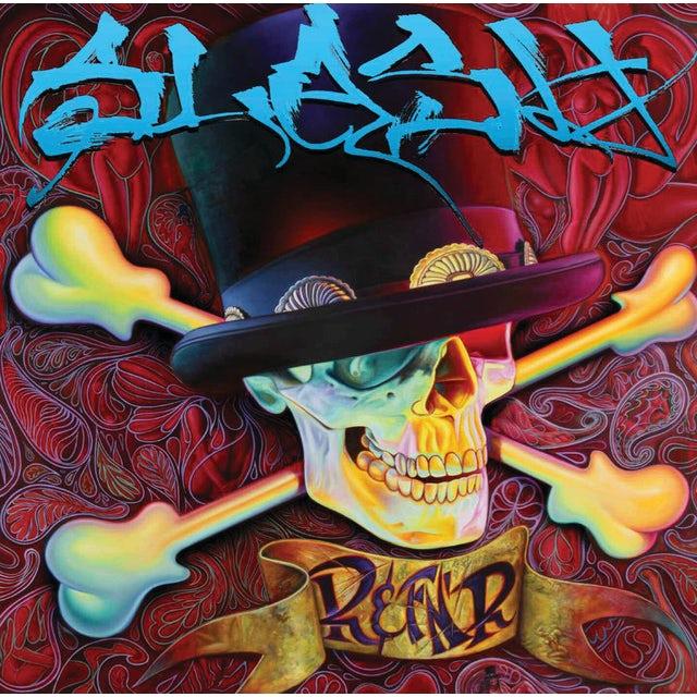 Slash Vinyl Record