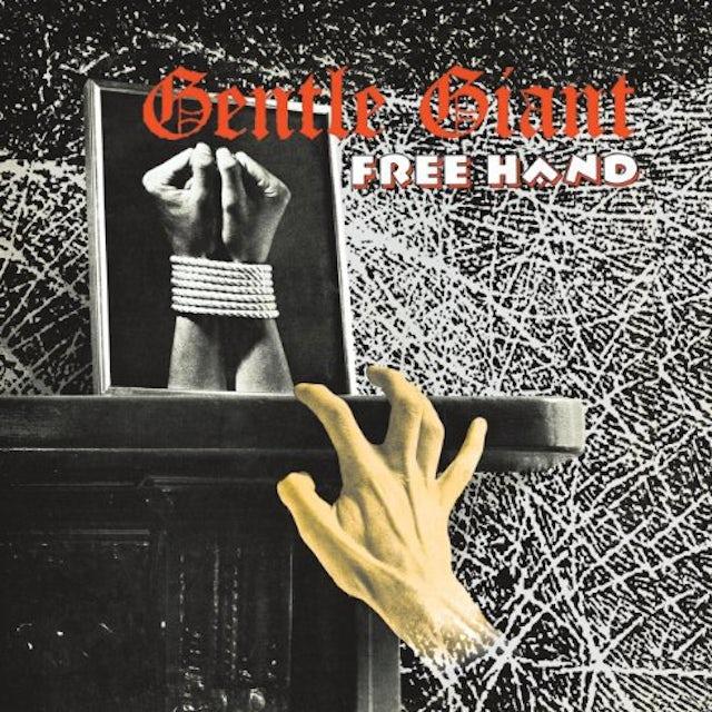 Gentle Giant FREE HAND Vinyl Record