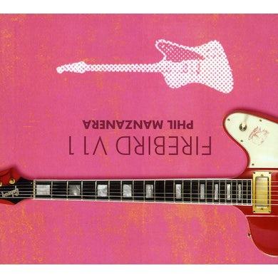 Phil Manzanera FIREBIRD VII CD