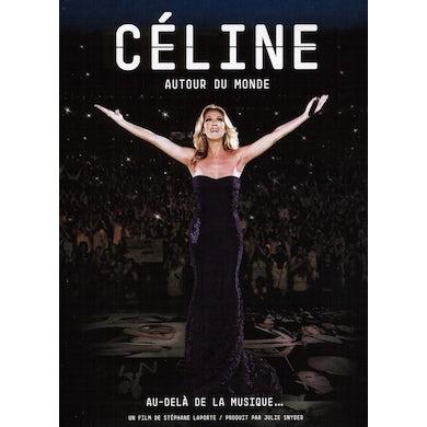Celine Dion AUTOUR DU MONDE DVD