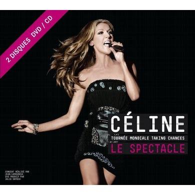 Celine Dion TOURNEE MONDIALE TAKING CHANCES CD